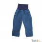 Preview: iobio Wollfleece - Hose - Jeans