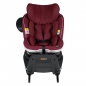 Preview: BeSafe iZi Turn Reboarder i-Size - Burgundy Melange