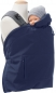 Mobile Preview: Mamalila Tragecover Softshell (Vario) - Navy-Eis