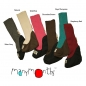 Preview: ManyMonths (BabyIdea) Wool Booties Schlupfschuhe