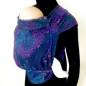 Preview: Didymos DidyKlick Wrap Con/ Half Buckle- Mosaik Sparks in the Dark