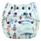 Preview: Blueberry One Size Simplex AIO (Biobaumwolle) - Seaside