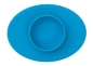 Preview: EZPZ Tiny Bowl - Non-Slip Silicone Plate - Blau