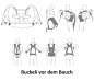 Mobile Preview: Ruckeli Full Buckle Babytrage
