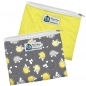 Preview: Planet Wise Zipper Snack Bag - Doppelpackung - Polyester
