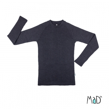 MaD Thermal Langarmshirt aus Wolle