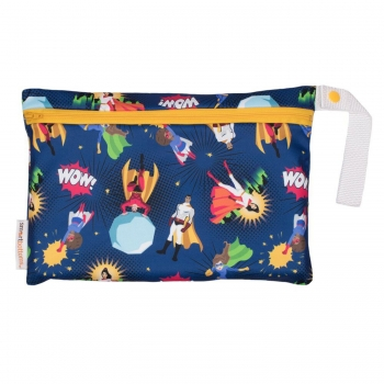 Smart Bottoms Diaper Clutch (S) - Never Alone
