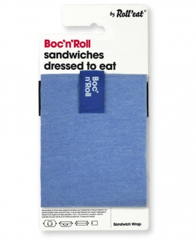 Boc'n'Roll Sandwich Wrap - Eco