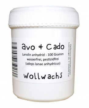 Avo&Cado Wollwachs - 100g