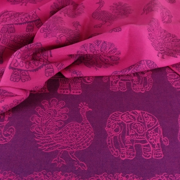 Didymos Tragetuch Gr. 7 - INDIA (Winter)