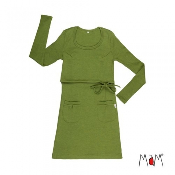 "ManyMonths MaM ""MotherHood"" Tunika - Garden Moss Green"