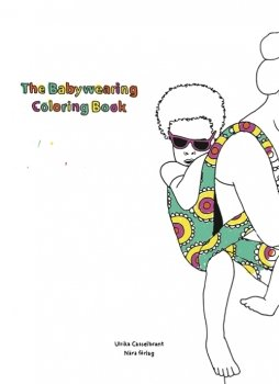 The Babywearing Coloring Book