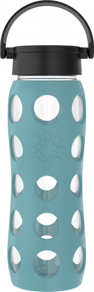 Lifefactory Glasflasche Kollektion 2020 - 650ml