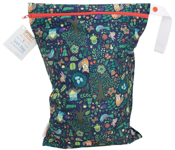 Smart Bottoms Nasstasche Polyester (M) - Enchanted