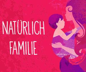 Werbebanner vom online Shop natürlich-familie.de
